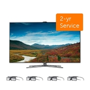 Samsung 55-inch LED TV - UN55ES7500 Series 7 1080p