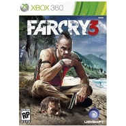 UBISOFT          Ubisoft Far Cry 3 - Xbox 360
