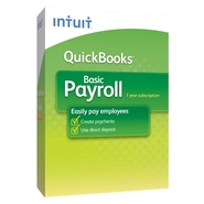 Intuit QuickBooks Basic Payroll 2013 - Complete Pa