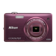 Nikon Coolpix S5200 Digital - 16.0 MP Camera - Plu