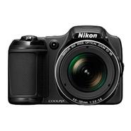 Nikon Coolpix L820 Black 16.0 MP 30 X Optical Zoom