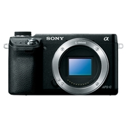 Sony Alpha NEX6 Camera Body Only - BLK