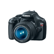 Canon EOS Rebel T3 12.2 MP Digital SLR Camera with