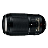 70-300 mm f/4.5-5.6G AF-S VR Telephoto Zoom Nikkor