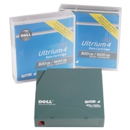 Tape Media for LTO4-120 tape drive, 800GB/1.6TB, 1