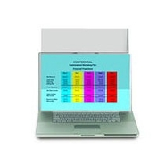 PF12.1W LAPTOP/LCD PRIVACY F PRIVACY FILTER FOR WI