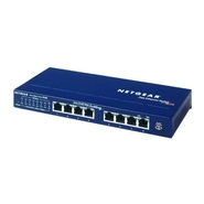 Prosafe 8 Port 10/100 Desktop Switch