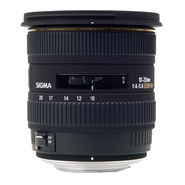 10-20mm F4-5.6 EX DC HSM Lens for Canon Digital SL