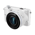 Samsung NX2000 20.3MP 2.5 X Optical Zoom Smart Dig
