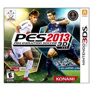 Pro Evolution Soccer 2013 - Complete package - Nin