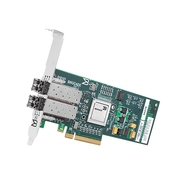 Brocade 825, Dual Port 8Gb Fibre Channel HBA, Low