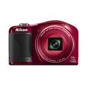 Nikon Coolpix L610 Point & Shoot Camera - 16 Megap