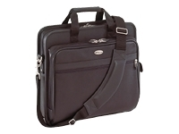 Leather Laptop Carrying Case - Fits Laptop of Scre