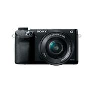 Sony Alpha NEX-6 Camera with Zoom Lens Kit