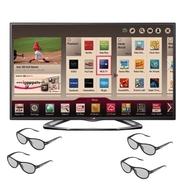 LG 60-inch LED TV - 60LA6200 1080p 120Hz Dual Core