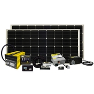Carmanah Go Power! Solar Backup - Dell Workstation