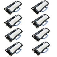 Dell 8-Pack: 8 x 6000-Page Black Toner Cartridge f
