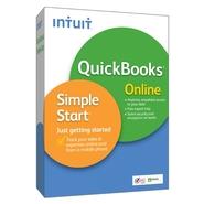 Intuit QuickBooks Online Simple Start 2013