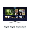 Samsung 55-inch LED Smart TV - UN55F7100 3D HDTV w