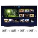 Samsung 60-inch LED Smart TV - UN60F8000 3D HDTV w