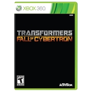 Activision Transformers: Fall of Cybertron - Xbox