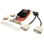 ATI Radeon HD 4350 DMS59 512 MB DDR2 PCIe 2.0 SFF