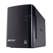 Buffalo 2 TB (2 x 1 TB) USB 3.0 DriveStation Duo D