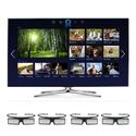 Samsung 65-inch LED Smart TV - UN65F7100 3D HDTV w