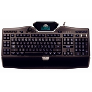 Logitech G19 Gaming USB Keyboard