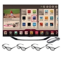 LG 47-inch LED TV - 47LA7400 1080P 240HZ Dual Core