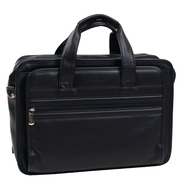 Kenneth Cole Reaction Expandable Top Zip Portfolio
