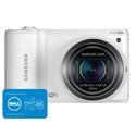 Samsung          Samsung WB800F 16.3 MP Digital Camera - White with