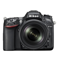 Nikon D7100 24.1 MP Digital SLR Camera with 18-105