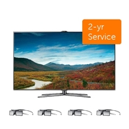 Samsung 60-inch LED TV - UN60ES7500 Series 7 1080p