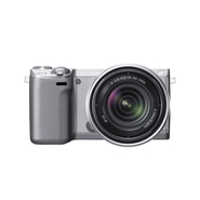 Sony  NEX-5RK/S E-Mount Camera Kit Silver