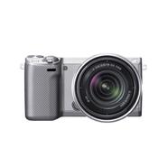Sony  NEX-5RK/S E-Mount Camera Kit Silver