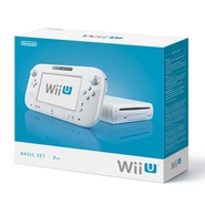 Nintendo Wii U - Basic Set - game console - 8 GB f