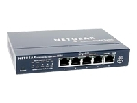 Netgear GS105 5Port Copper Gigabit Switch
