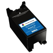 Single Use Standard Yield Color Cartridge for Dell