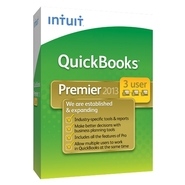 Intuit QuickBooks Premier Industry Edition 2013 -