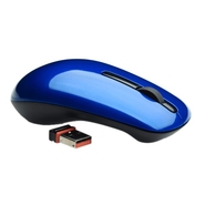 Dell Wireless Optical Mouse WM311 - Glossy Peacock