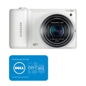 Samsung WB800F 16.3 MP Digital Camera - White with