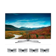 Samsung 55-inch LED TV - UN55F7100 1080P 720CMR 24
