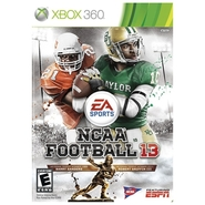 Electronic Arts NCAA Football 13 Now Available for