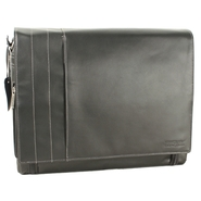 Kenneth Cole Manhattan Flapover Messenger Bag / Co