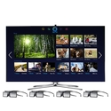 Samsung 55-inch LED Smart TV - UN55F7500 3D HDTV w