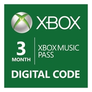 Microsoft Xbox Music Pass - Subscription license (
