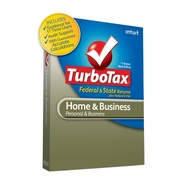 Intuit TurboTax Home and Business TY2012