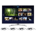 Samsung 60-inch LED Smart TV - UN60F7500 3D HDTV w