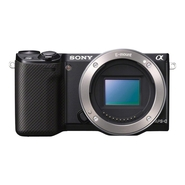 Sony NEX5R/B E Mount Camera Body Only - Black